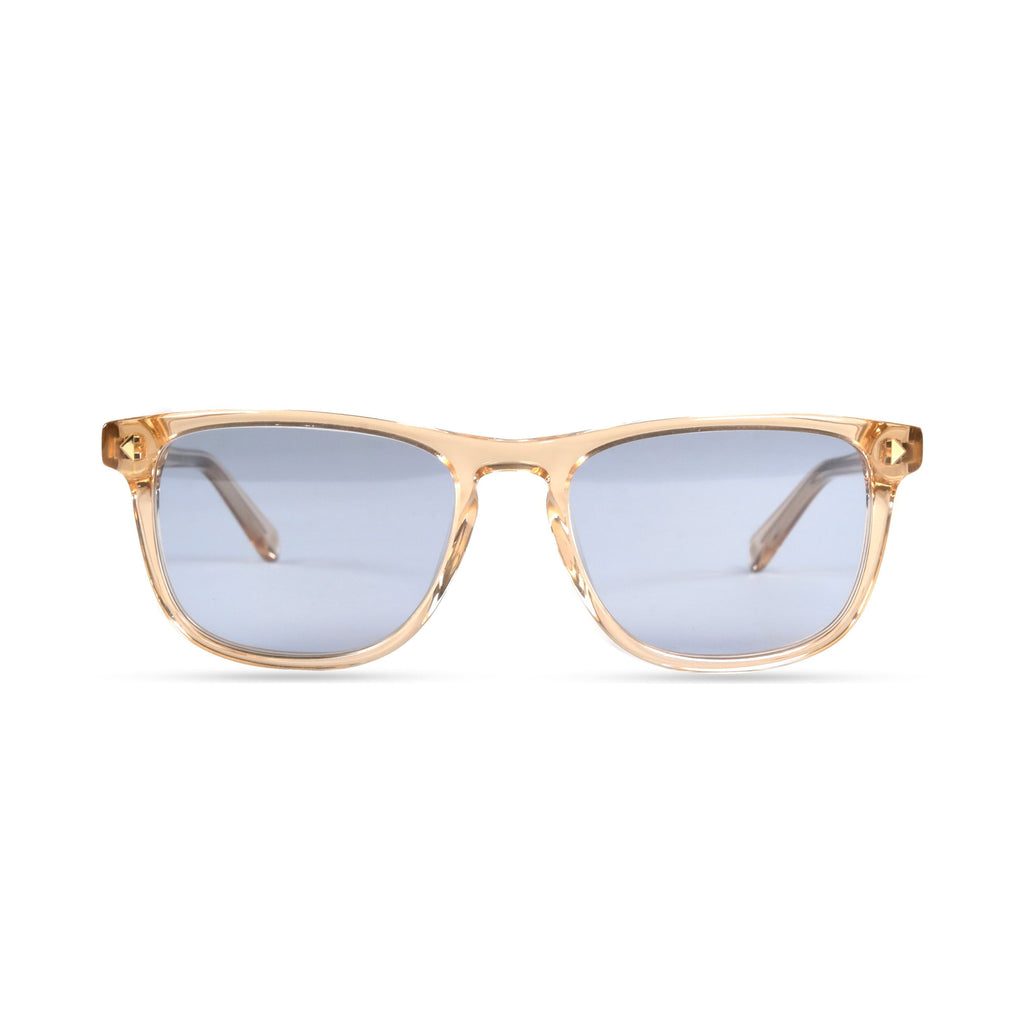 Milo PRYZMEYEWEAR Brown Crystal Blue