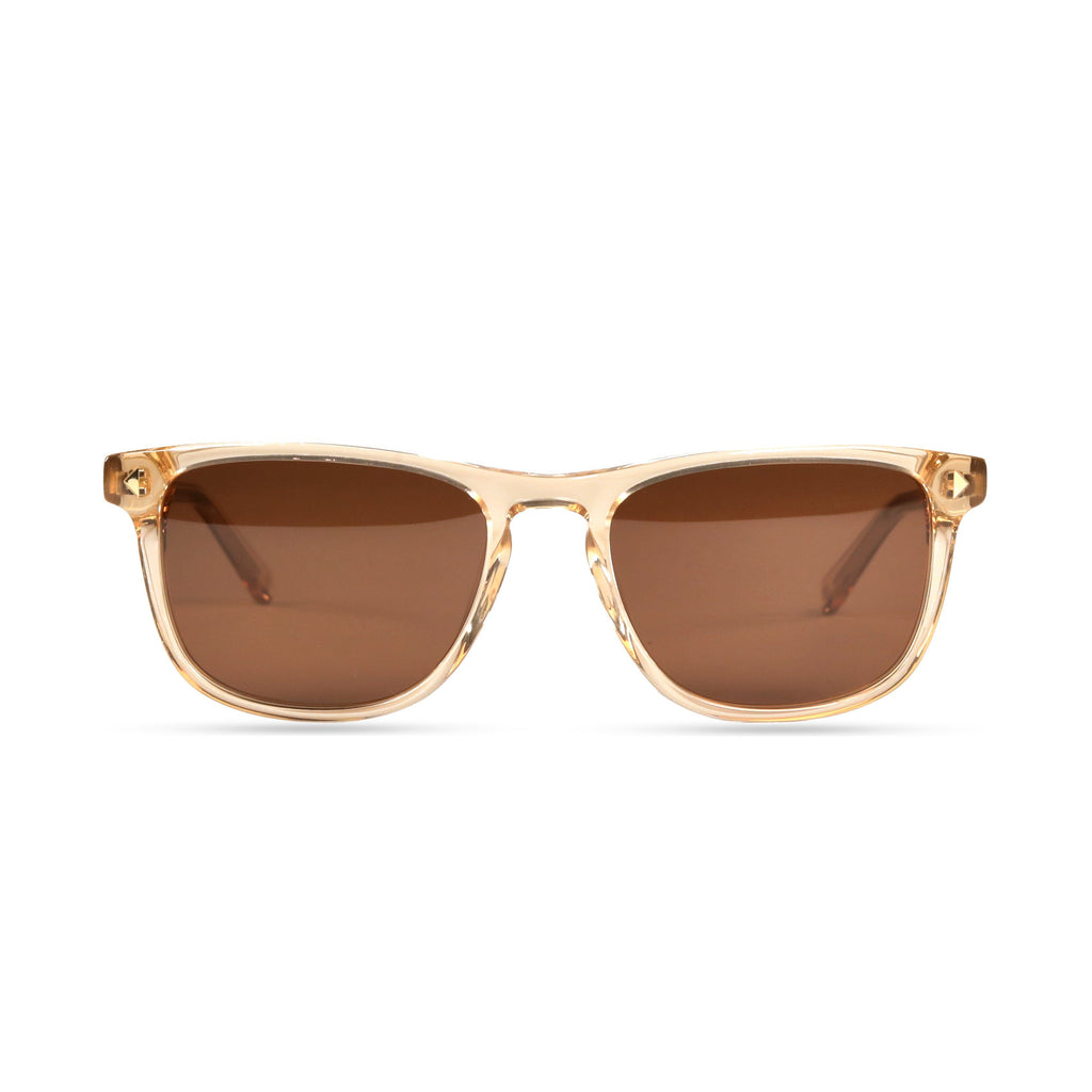 Milo PRYZMEYEWEAR Brown Crystal Brown