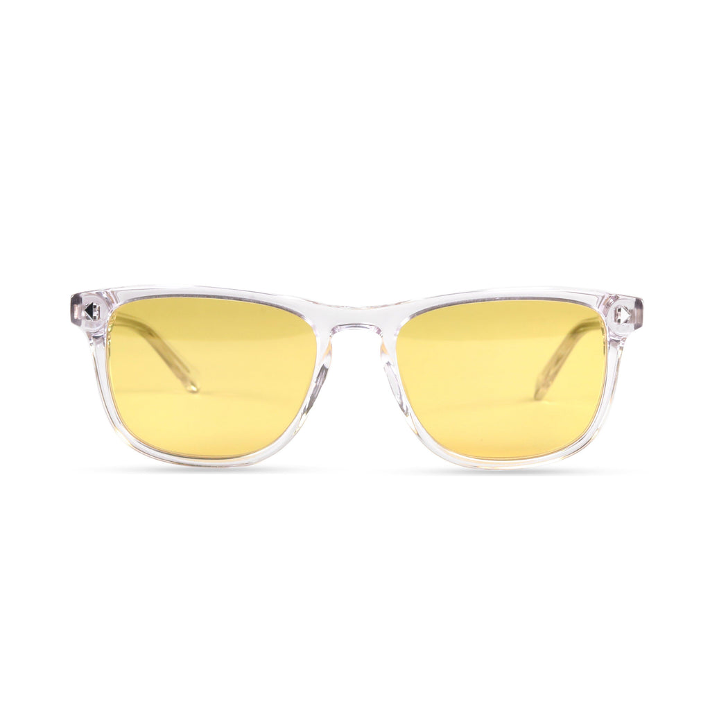 Milo PRYZMEYEWEAR Crystal Yellow