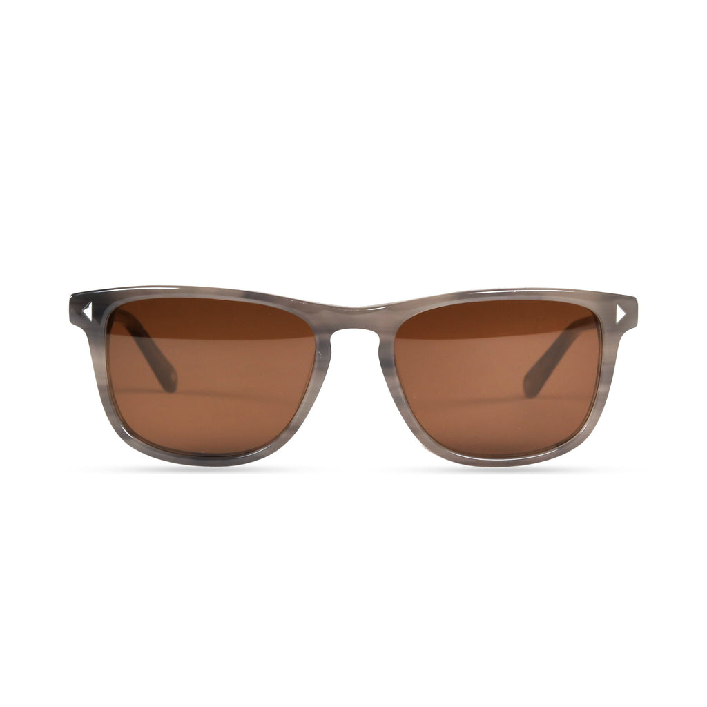 Milo PRYZMEYEWEAR Slate Grey Brown