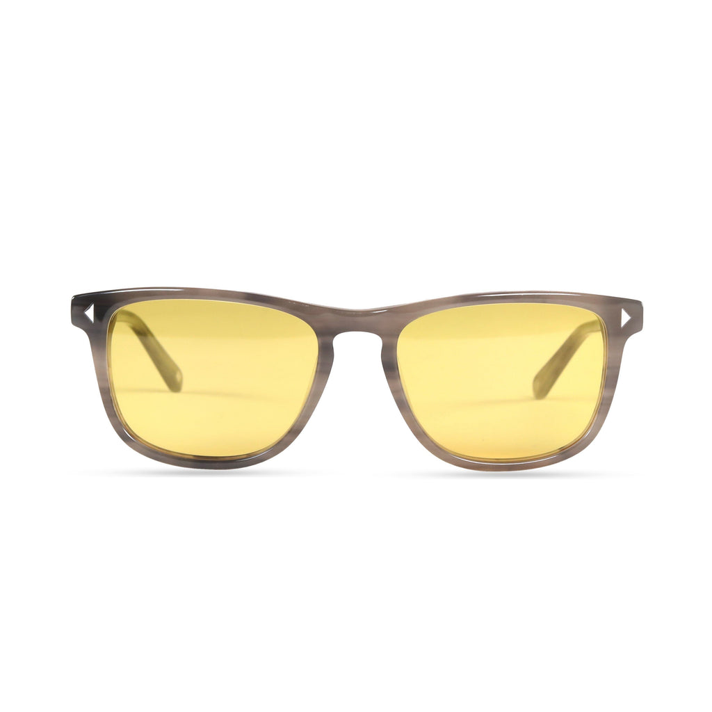 Milo PRYZMEYEWEAR Slate Grey Yellow