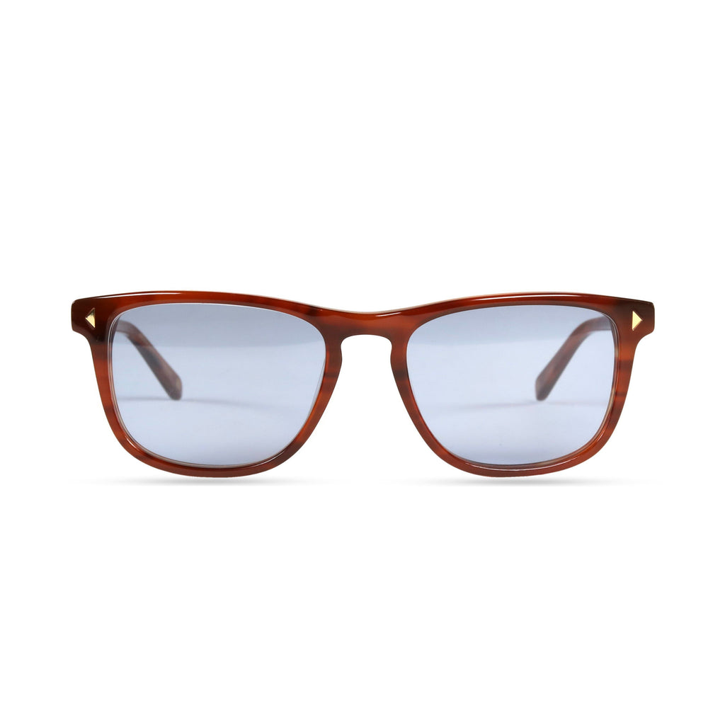 Milo PRYZMEYEWEAR Light Brown Blue
