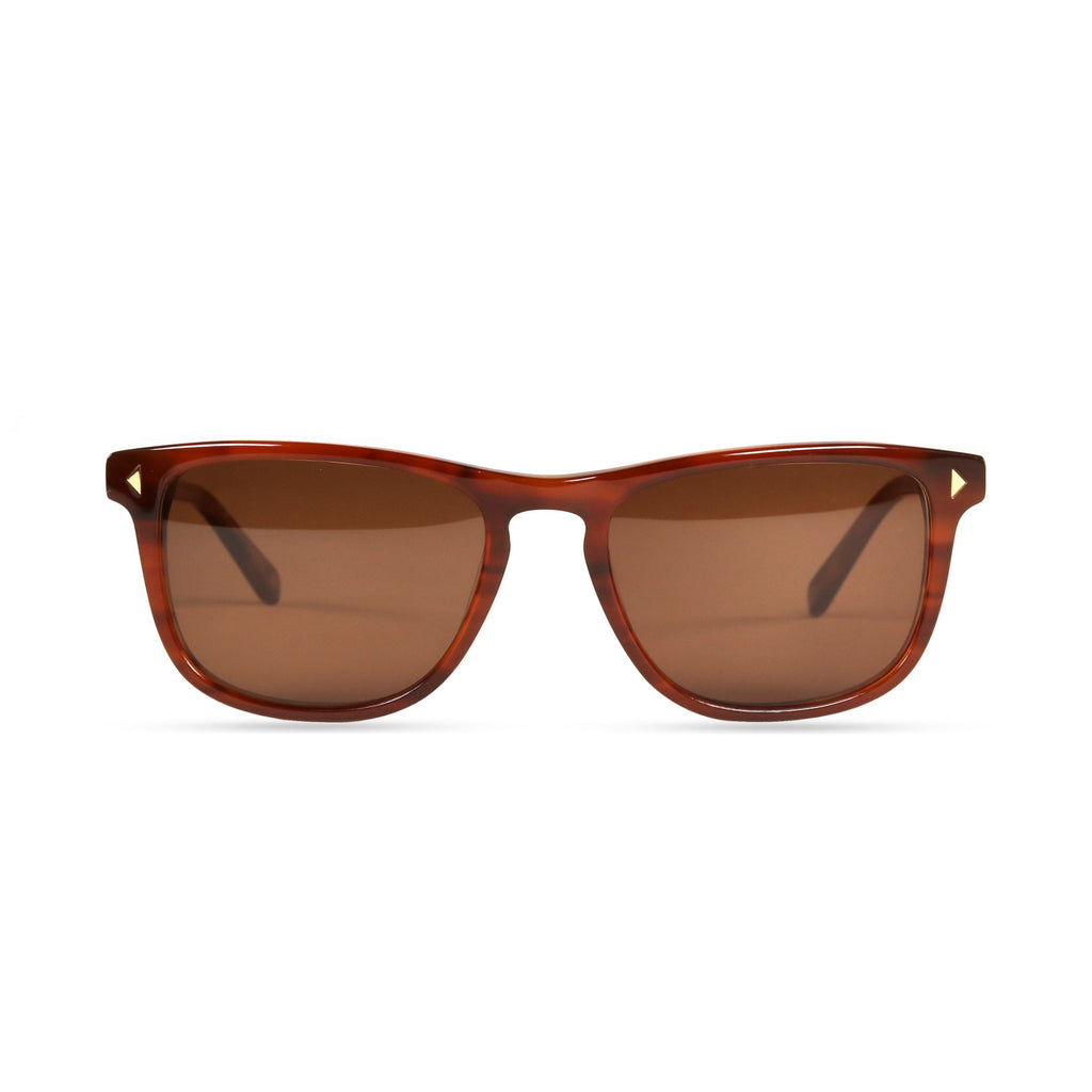 Milo PRYZMEYEWEAR Light Brown Brown