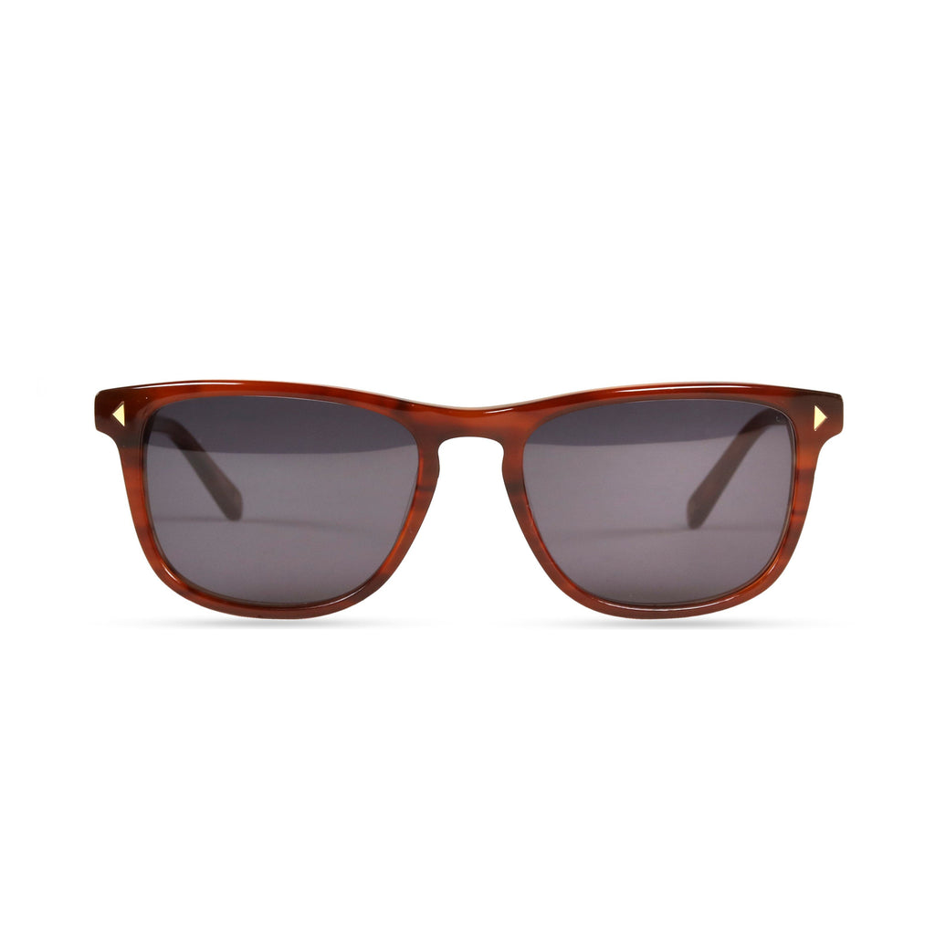 Milo PRYZMEYEWEAR Light Brown Grey