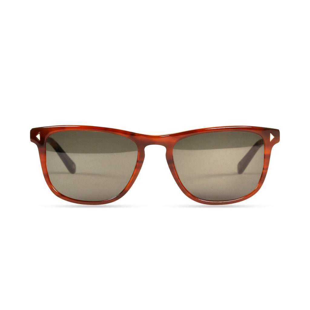 Milo PRYZMEYEWEAR Light Brown Green