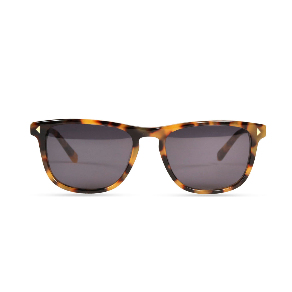 Milo PRYZMEYEWEAR Yellow Demi Grey