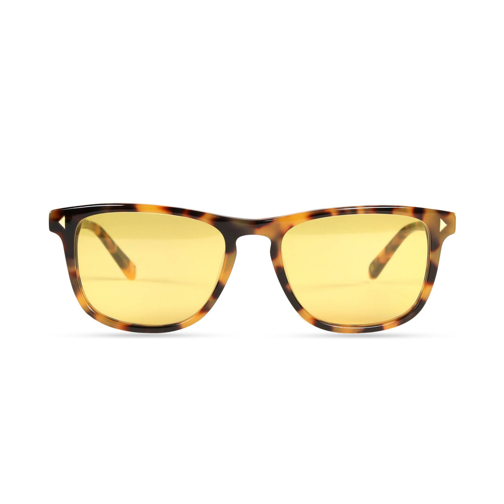 Milo PRYZMEYEWEAR Yellow Demi Yellow