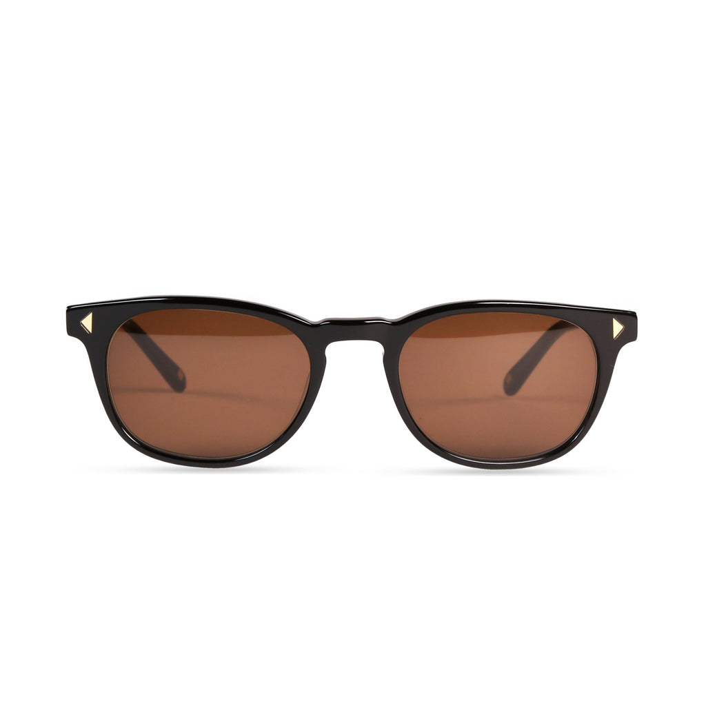 Quinton PRYZMEYEWEAR Black Brown