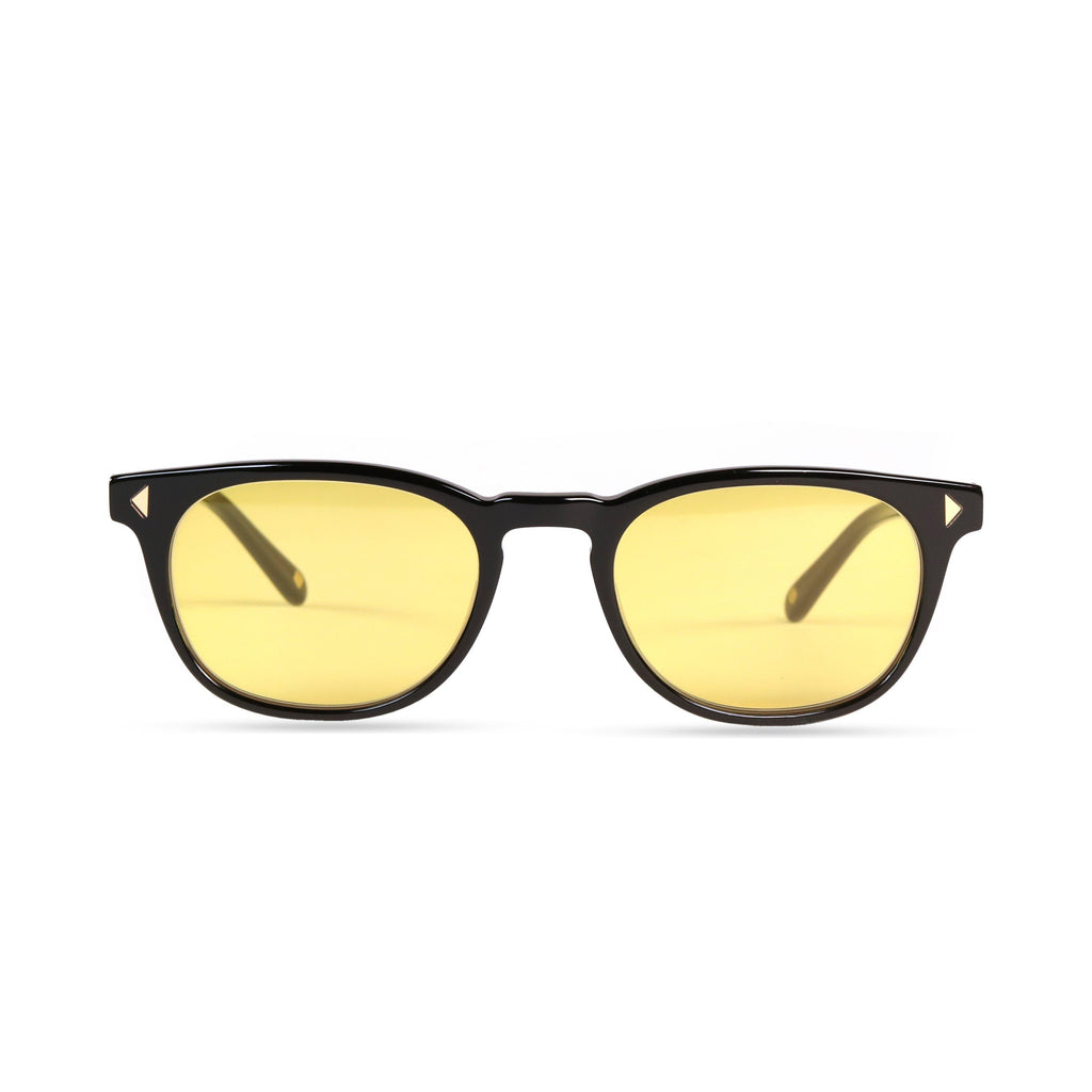 Quinton PRYZMEYEWEAR Black Yellow