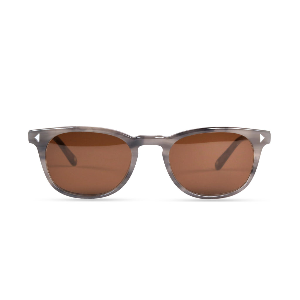 Quinton PRYZMEYEWEAR Slate Grey Brown