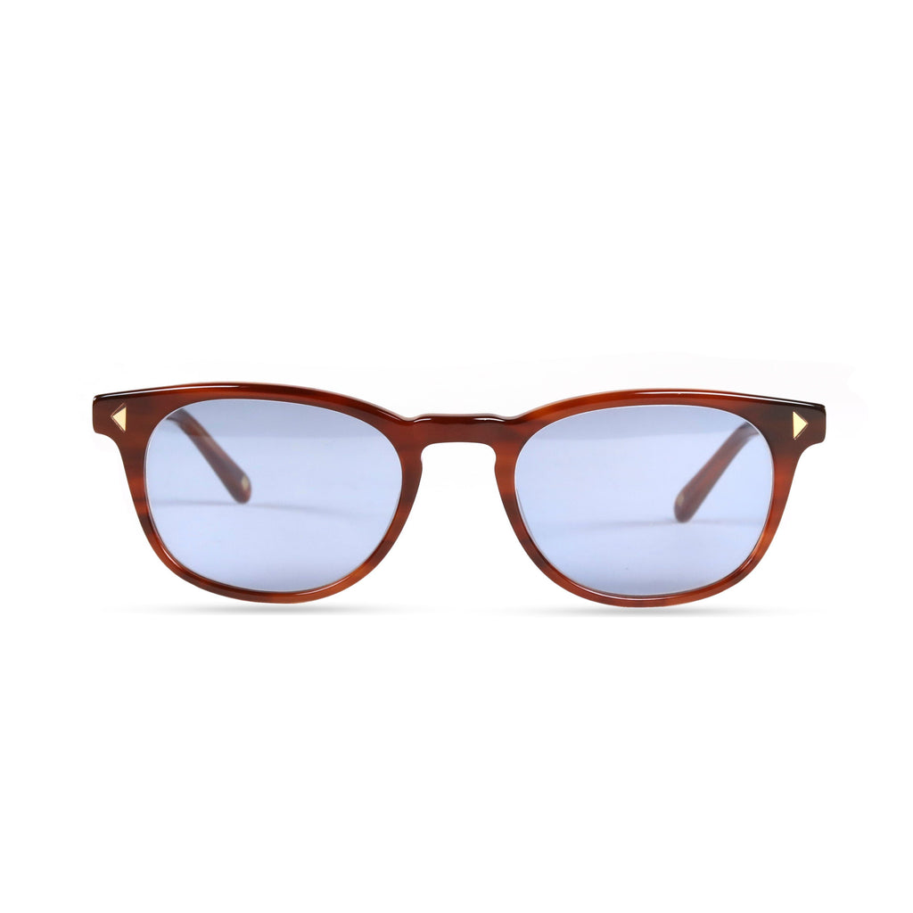 Quinton PRYZMEYEWEAR Light Brown Blue