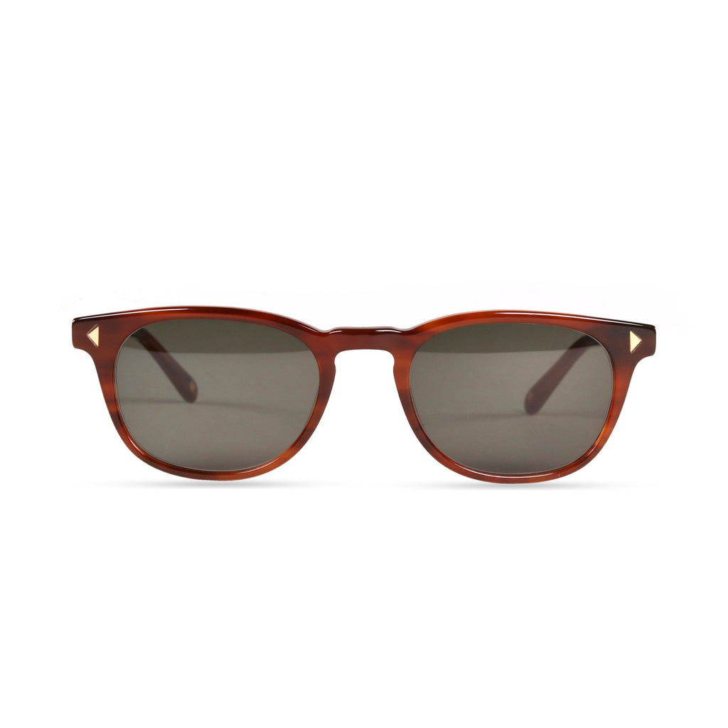 Quinton PRYZMEYEWEAR Light Brown Green