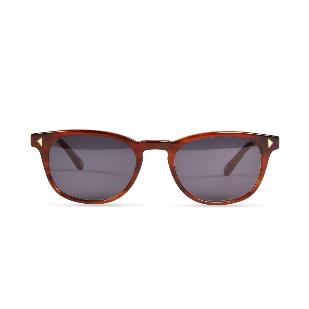 Quinton PRYZMEYEWEAR Light Brown Grey