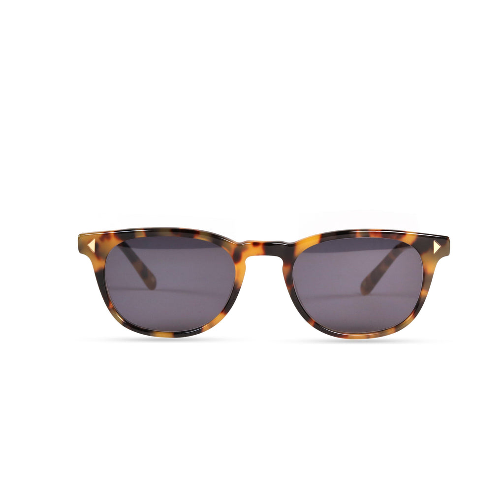Quinton PRYZMEYEWEAR Yellow Demi Grey