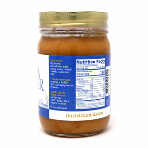 Load image into Gallery viewer, Honey Vanilla Macadamia Nut Butter 12oz.