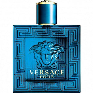 Versace Eros Eau De Toilette For Men (Retail Pack)