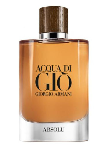 Armani Acqua Di Gio Absolu For Men (Retail Pack)