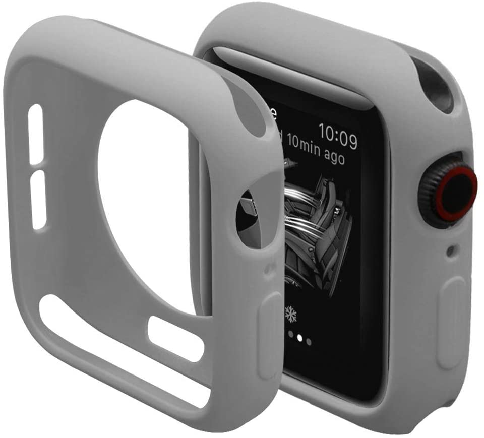 Soft Silicone Case for Apple Watch - Protection Shell