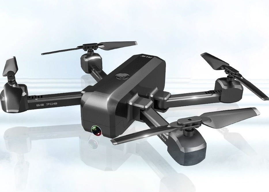 SG706 Foldable Drone with 4K Camera