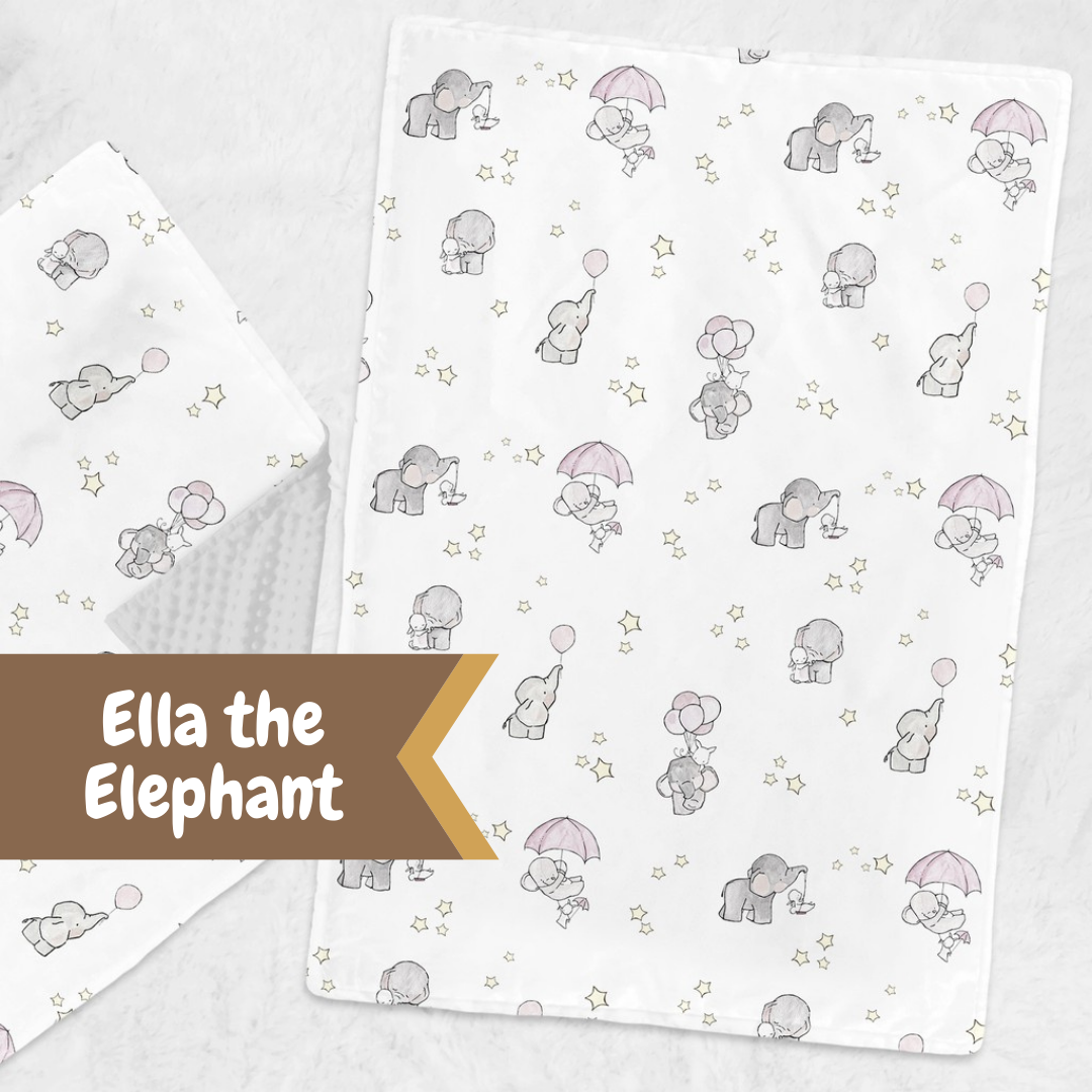 Minky - Ella the Elephant