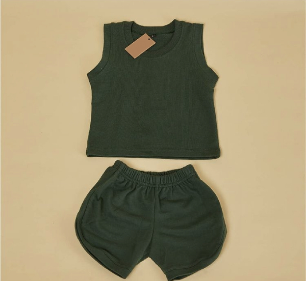 Earthy Basic Collection - Forest