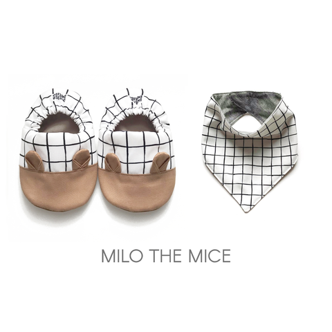 Milo the Mice Bundle Set