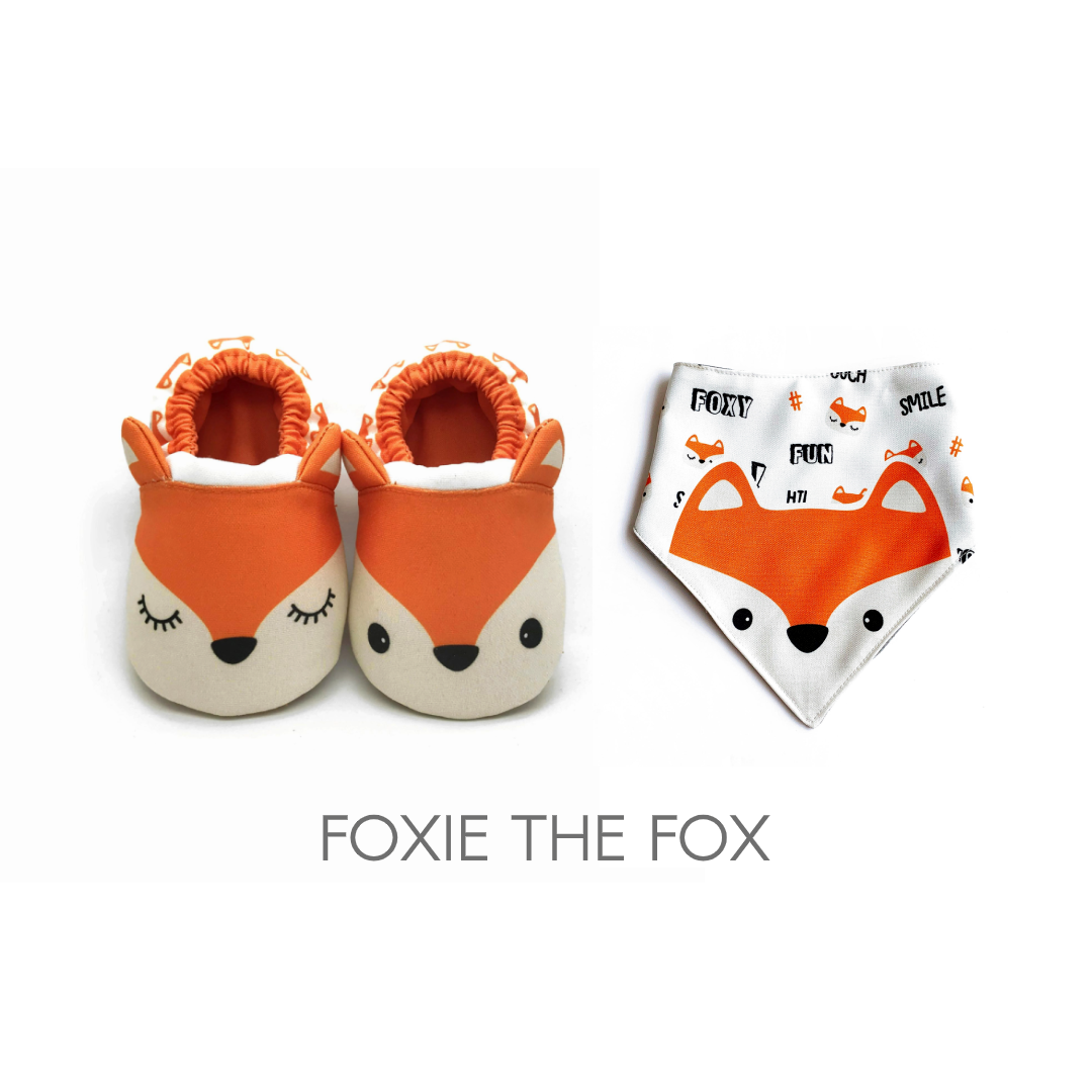 Foxie the Fox Bundle Set