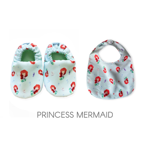 Princess Mermaid Bundle Set