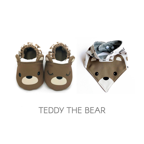 Teddy the Bear Bundle Set