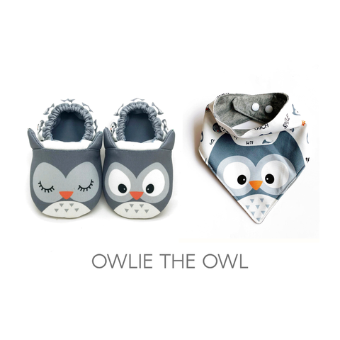 Owlie the Owl Bundle Set