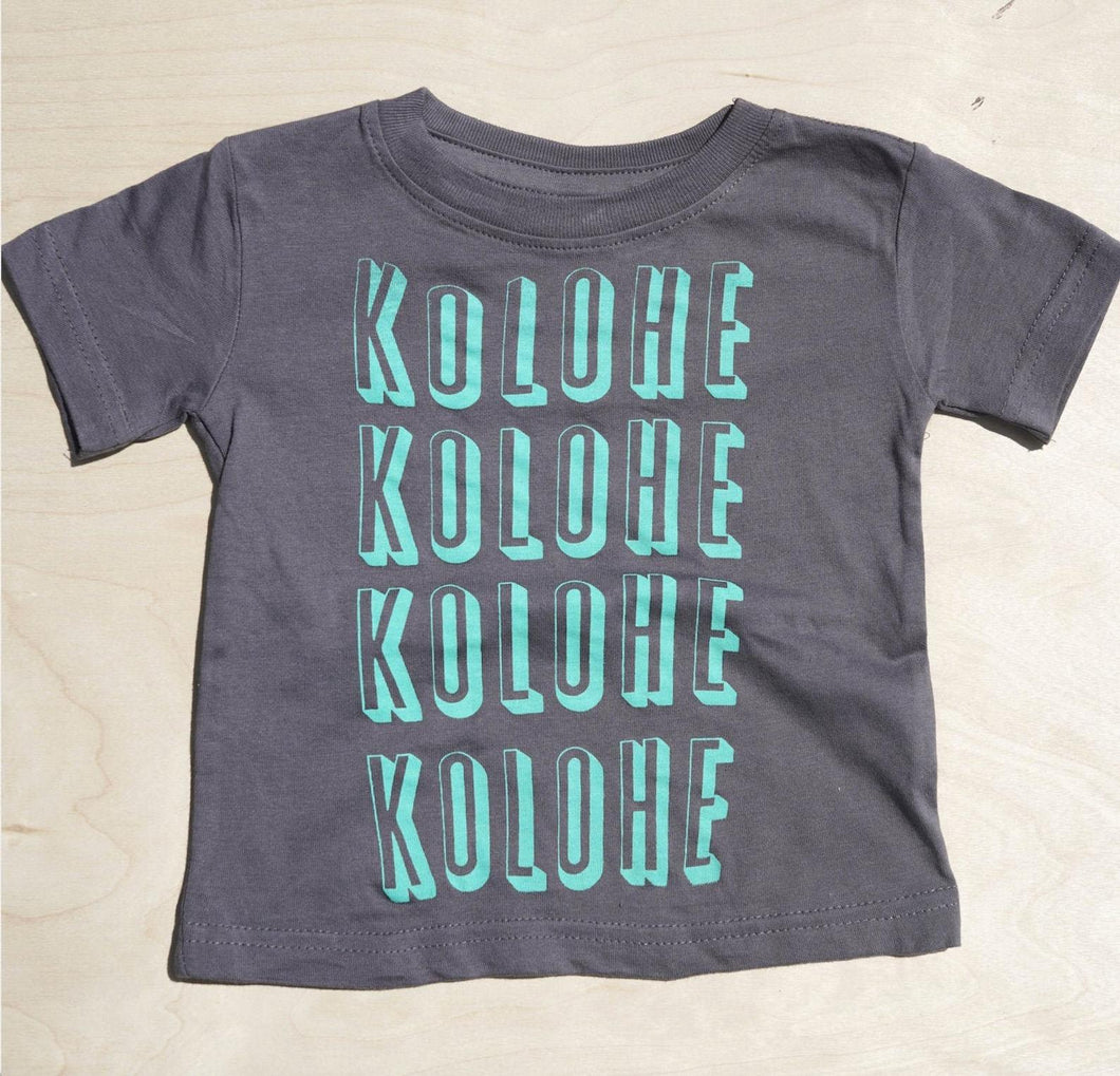 Kolohe Children's Hawaii T-Shirt