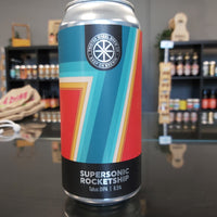 Supersonic Rocketship Talus DIPA 440ml 8.5%