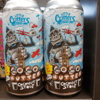 Coco Nutter Coconut Stout 440ml 6%