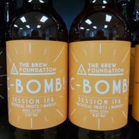 The Brew Foundation C-Bomb Session IPA 500ml 4.2%