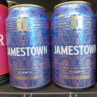 Thornbridge Jamestown NEIPA 330ml 5.9%