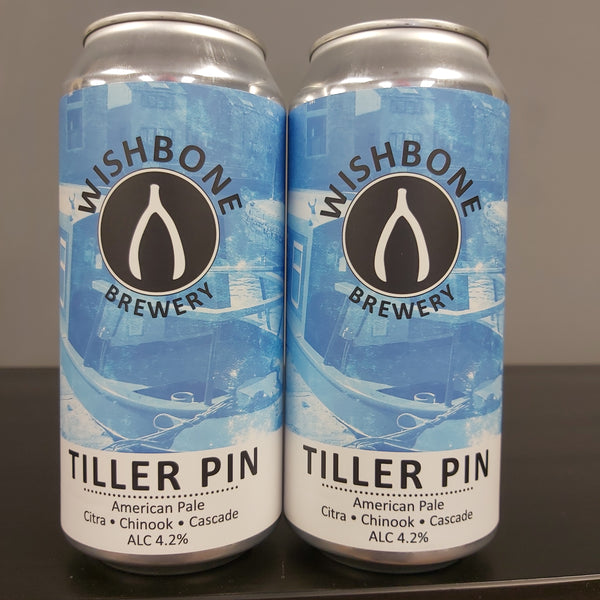 Wishbone Tiller Pin American Pale 440ml 4.2%