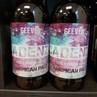 Geeves Cadenza American Pale 500ml 4.3%
