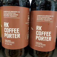 Harrogate Brewing RK Coffee Porter 500ml 4.8%