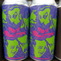 Donkeystone Space Paranoids Hazy IPA 440ml 3.7%