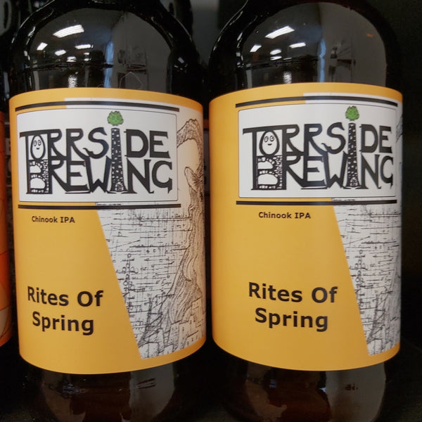 Torrside Rites of Spring IPA 500ml 7.4%