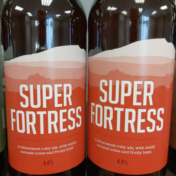 Howard Town Superfortress Best Bitter 500ml 4.4%