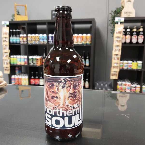 Briggs Signature Ales Northern Soul 500ml 3.9%
