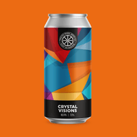 Twisted Wheel Crystal Visions NEIPA 440ml 7%