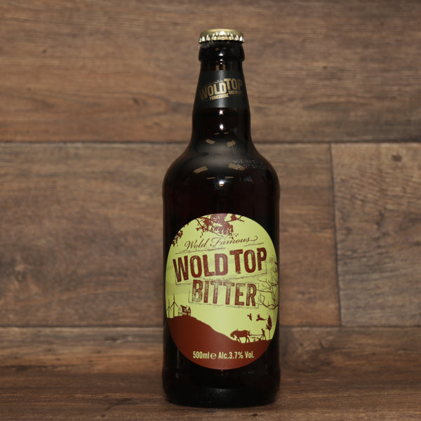 Wold Top Wold Top Bitter 500ml 3.7%