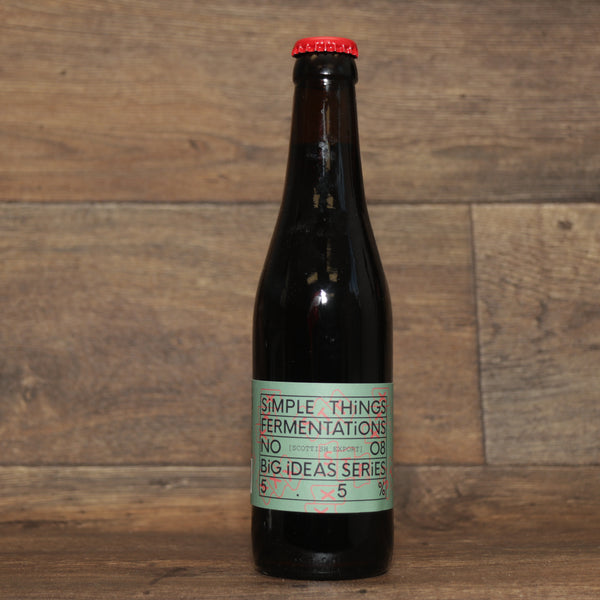 Simple Things Fermentations No. 8 Scottish Export 330ml 5.5%