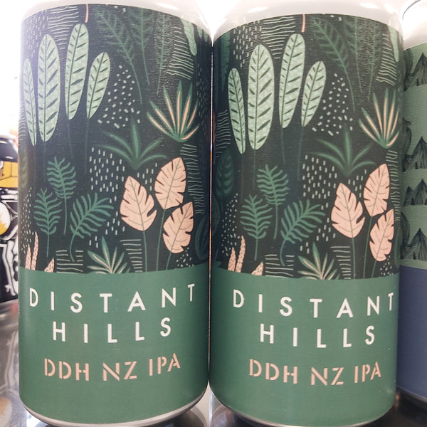 Distant Hills DDH New Zealand IPA 440ml 5.2%