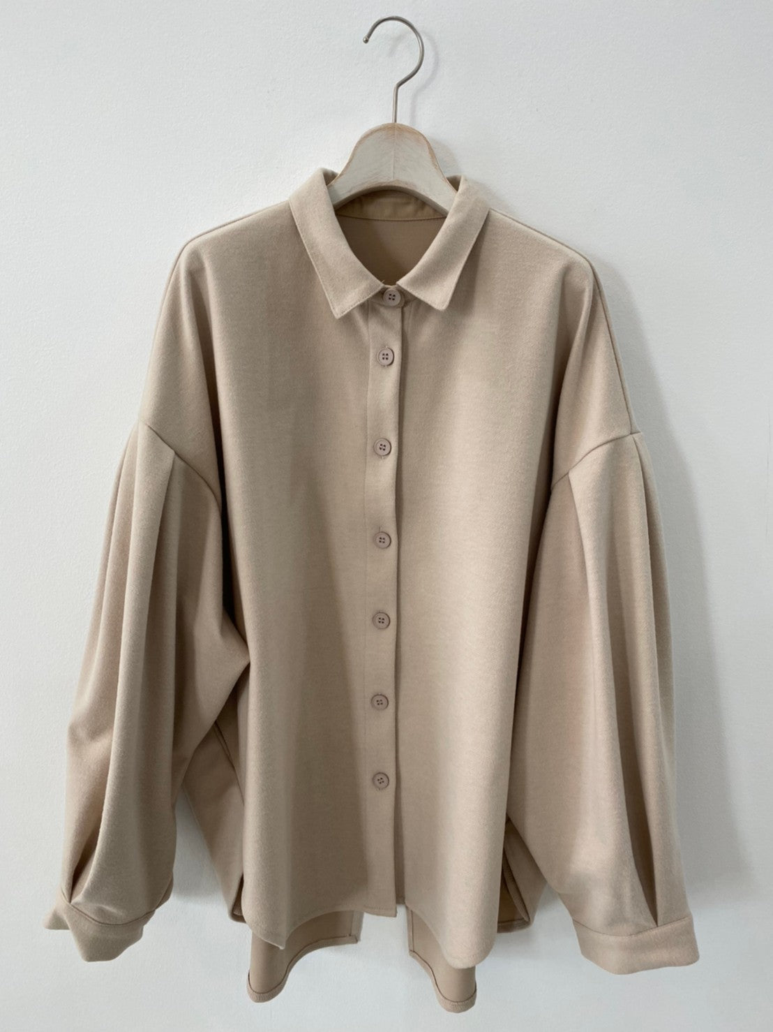 volume sleeve shirt BZ