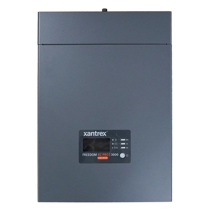 Xantrex Freedom XC Pro 3000 Inverter/Charger - 3000W - 150A - 120V - 12V  — low inventory; call or buy now to reserve yours