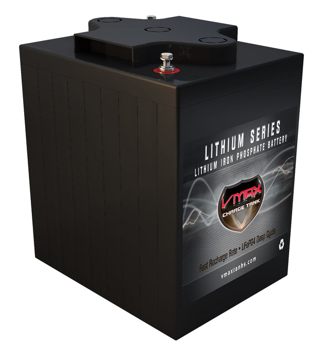 VMAX LFPGC2-12175 LiFePO4 Li-Ion 12V 175AH Deep Cycle Battery