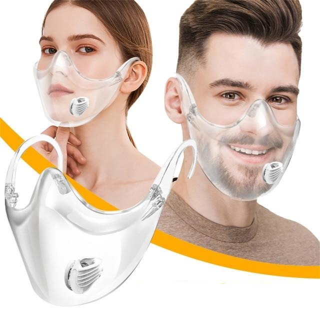 NeoMask™ Clear Face Mask